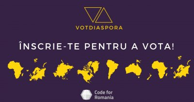 Alegeri locale | Vot Diaspora: vot prin corespondență ca să nu mai stai la coadă