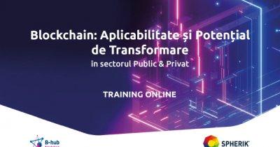 Training gratuit de utilizare blockchain pentru sectorul public și cel privat