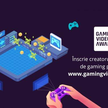 Gaming Video Awards - premiile pentru creatorii de conținut de gaming