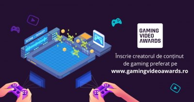 Gaming Video Awards - premiile pentru creatorii de conținut de gaming