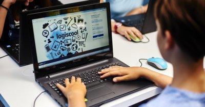 Cursuri de programare: modul de competențe digitale la Logiscool
