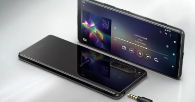 Sony lansează Xperia 5 II - un Xperia 1 II mai compact și cu ecran de 120 Hz