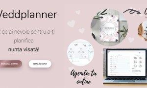 Weddplanner, proiectul online al unor tineri români care vor să-ți schimbe nunta