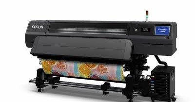 Epson lansează imprimanta color cu cerneală cu rășină