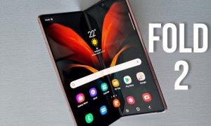 REVIEW Samsung Fold 2, regele cu o coroană de plastic
