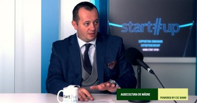 """Bogdan Neacșu, CEO CEC Bank: """"Agricultura trebuie să treacă la procesare"""""""