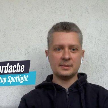"""[VIDEO] Bogdan Iordache, Startup Spotlight: """"Premiul a ajuns la 225.000 de euro"""""""