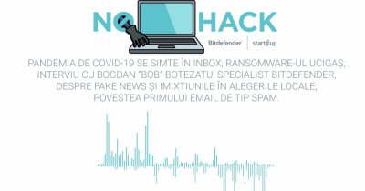 #NOHACK Podcast - S02E02 - Ce fac hackerii și trollii în perioada alegerilor?