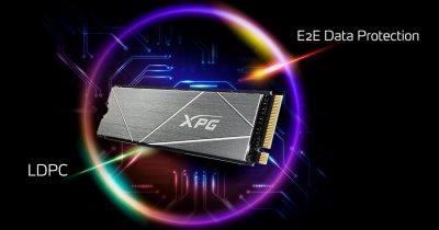 SSD-ul ADATA S50 Lite: mai puține erori, mai multă securitate