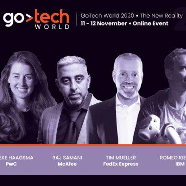 Ce experți au confirmat prezența pe scenele GoTech World 2020: The New Reality