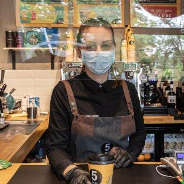 Franciza 5 to go: decizia de a vinde produse online, luată în lockdown