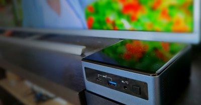 REVIEW Intel NUC 10i5FNH: Un PC foarte mic pentru sarcini mărețe