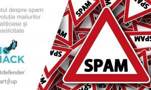 #NOHACK - Cum recunoști mesajele spam și de ce sunt periculoase?