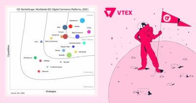 Raportul IDC MarketScape: VTEX, lider pe piața de comerț digital