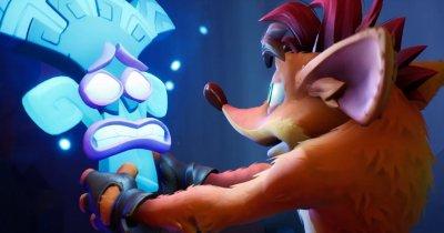 Crash Bandicoot 4: It's about time - un platformer pentru cei cu nervii tari