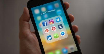 Românii au început să folosească mai des rețelele sociale în timpul pandemiei