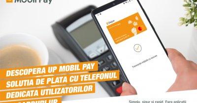 Cardurile de masă din România pot fi folosite contactless cu telefonul