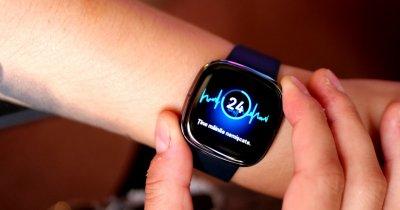 Review Fitbit Sense: E mai mult decât un smartwatch, e un stil de viață