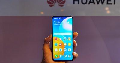 Peste 10.000 de români, interesați de noul Huawei P Smart 2021
