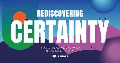 Ashoka Changemaker Summit, evenimentul online pentru antreprenorii sociali