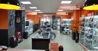 Franciza Used Products: 500.000 de euro în România din electronice SH