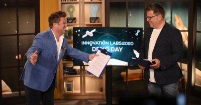 Toate startup-urile premiate la acceleratorul Innovation Labs 2020