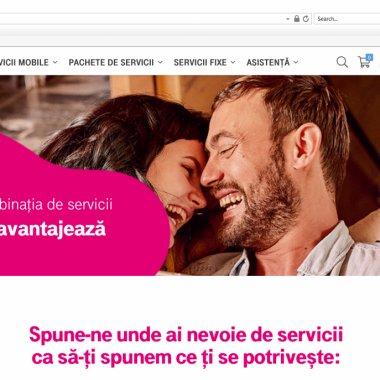 Noua platformă Telekom Romania îți permite să-ți configurezi ușor serviciile