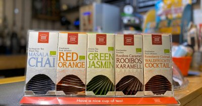 Franciza 5 to go, parteneriat cu producătorul de ceaiuri Demmers Teehaus