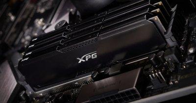 Module de memorie DDR4 GAMMIX D20 de la XPG pentru upgrade-ul experienței de joc