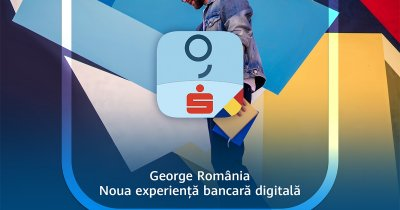 Concurs BCR și Huawei: George Artă și Tehnologie