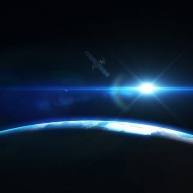 Microsoft, parteneriat cu SpaceX pentru a aduce cloud computing-ul prin satelit