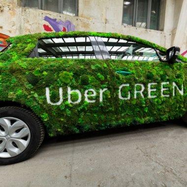Uber Green cu mașini 100% electrice e disponibil și în Timișoara, după București