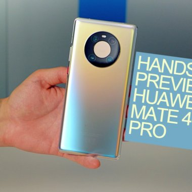 Huawei Mate 40 Pro Hands-On și Preview: Design superb, performanțe imbatabile