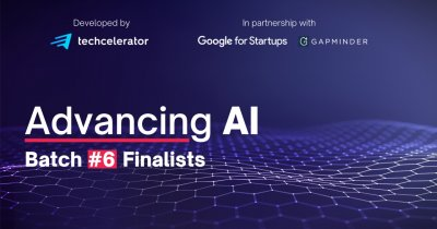 Acceleratorul Advancing AI: 7 startup-uri românești selectate. Ce fac acestea
