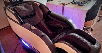 Review Komoder Nova 3D: Fotoliul de masaj de care nu știai că ai nevoie