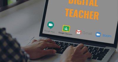 Cum folosești Google Meet, Google Classroom sau Zoom pentru școala online
