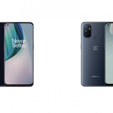 OnePlus extinde linia de produse Nord cu două noi smartphone-uri