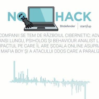 #NOHACK Podcast - Episodul 3 - Școala online și efectele ei asupra psihicului