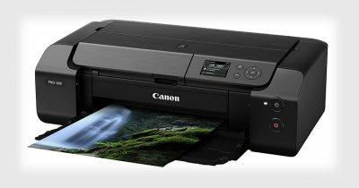 Canon PIXMA PRO-200 – o imprimantă foto A3+ pentru fotografii amatori