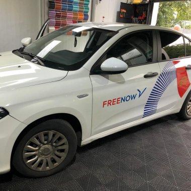FREE NOW lansează serviciul premium în România: Confort are mașini mai bune