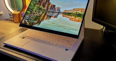 Review Acer ConceptD 3 Ezel: Un device de care nu ai cum să nu te îndrăgostești