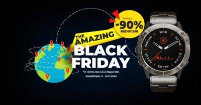 Black Friday 2020 - reduceri de până la 90% la 15.000 de ceasuri la WatchShop.ro