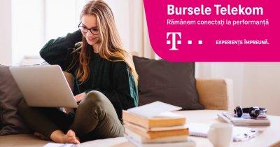 Bursele Telekom: Studenții de top, premiați de Telekom Romania. Cum te înscrii