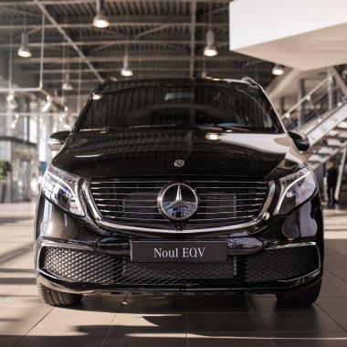 Mercedes aduce vanul electric EQV în România. Autonomie de peste 300 de km