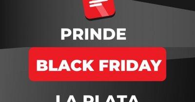 Black Friday la Milluu: reducere la plata chiriei pe luna decembrie