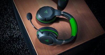 Razer Kaira Pro sunt căști de gaming create special pentru Xbox Series X și S
