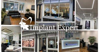 Clinicile Dentare Dr.Leahu, extinderere internațională: prima deschidere, Londra