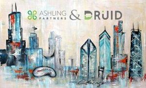 DRUID, proiecte de automatizare în America de Nord cu Ashling Partners