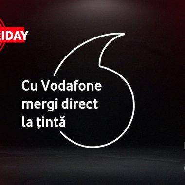 Black Friday 2020 la Vodafone: televizoare 4K la 15 euro pe lună și telefoane