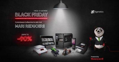 Black Friday 2020 la IT Genetics: oferte speciale pentru companii